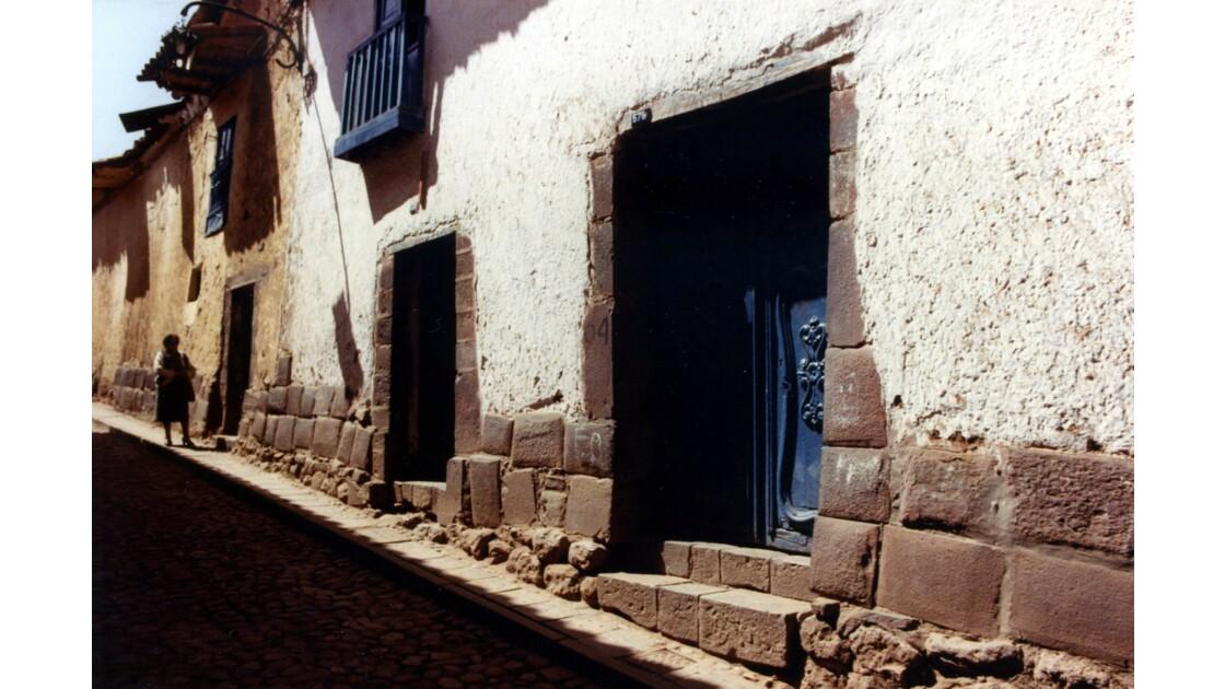 Les rues de Cuzco