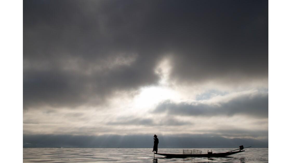 Le pêcheur du Lac Inle