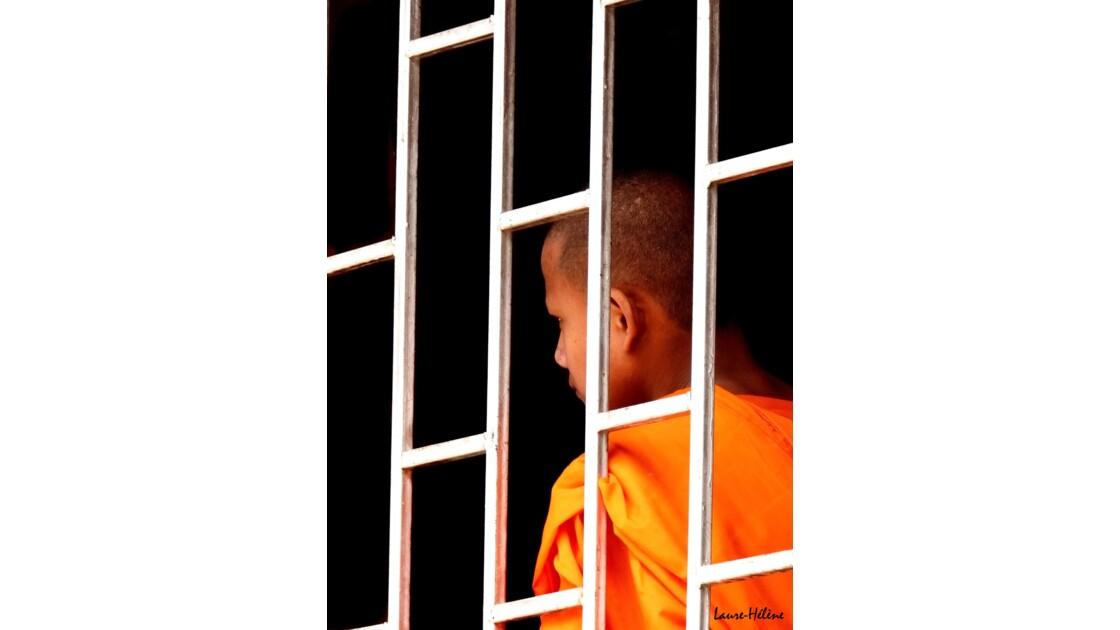 Le moine de Luang Prabang