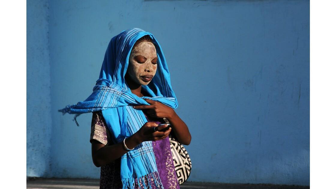 Femme mahoraise
