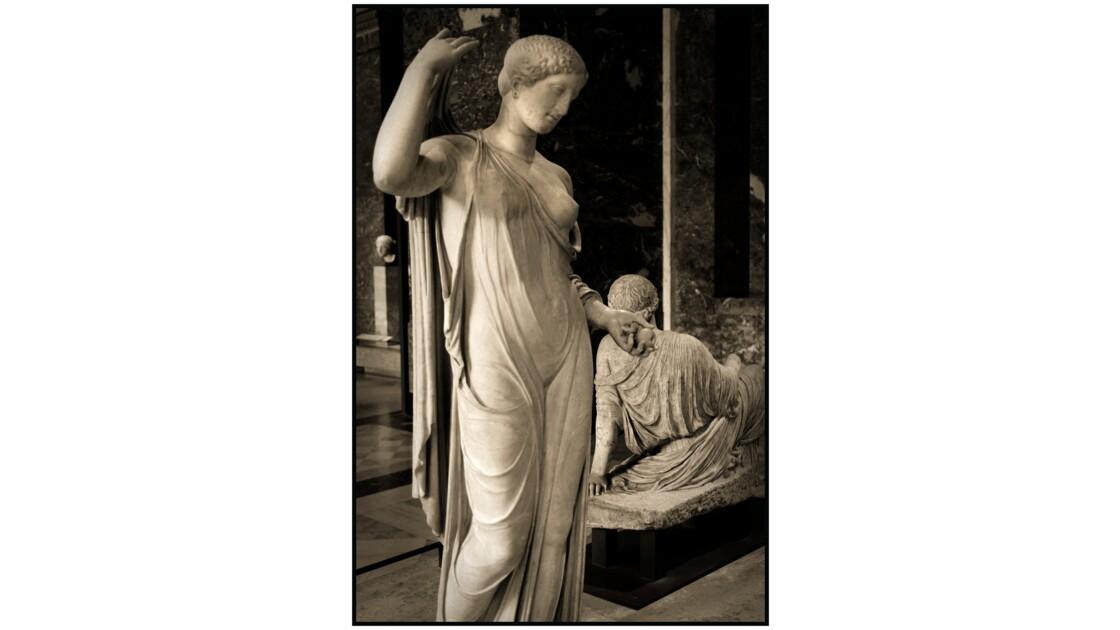Paris - Le Louvre, Département des antiquités grecques