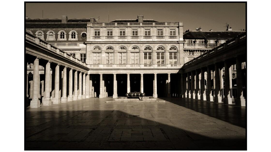 Paris - Palais-Royal, Galerie d'Orléans