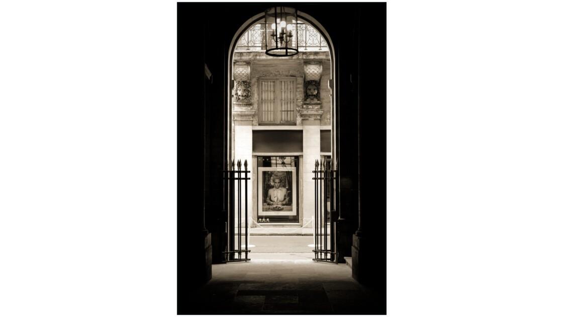 Paris - Palais-Royal, Porte de Valois