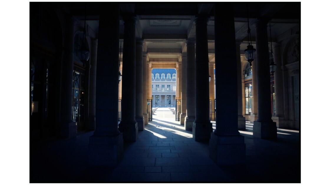 Paris - Palais-Royal, Porte de Montpensier