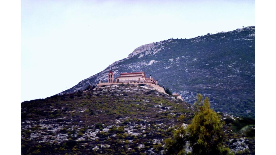 Monastère de Saint Patapios