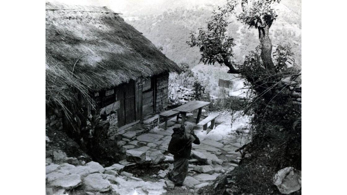 Traversée des villages