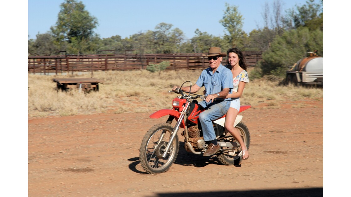 Outback-Australie Occidentale