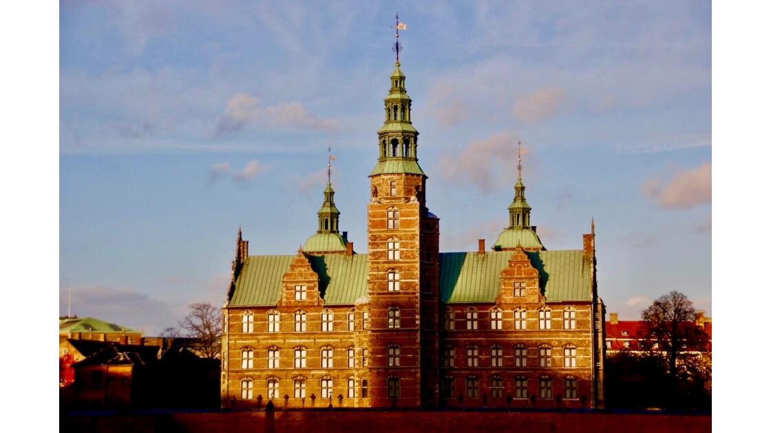 Château de Rosenborg-Copenhague