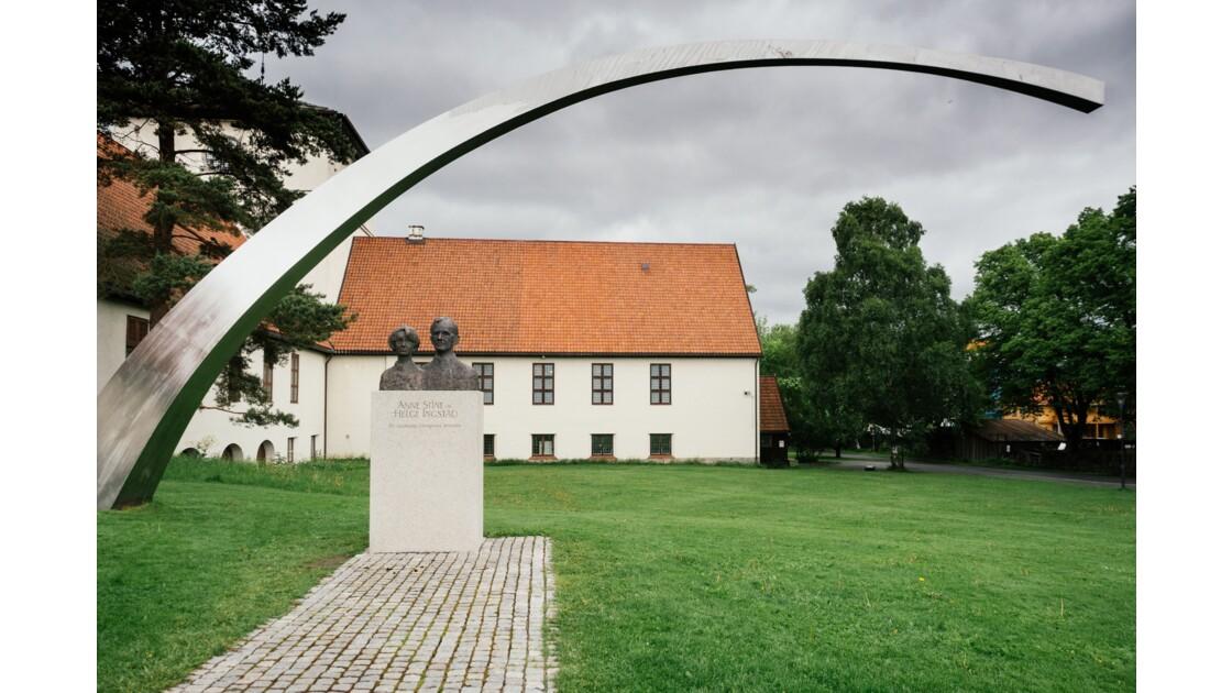 Le Musée des navires viking d'Oslo