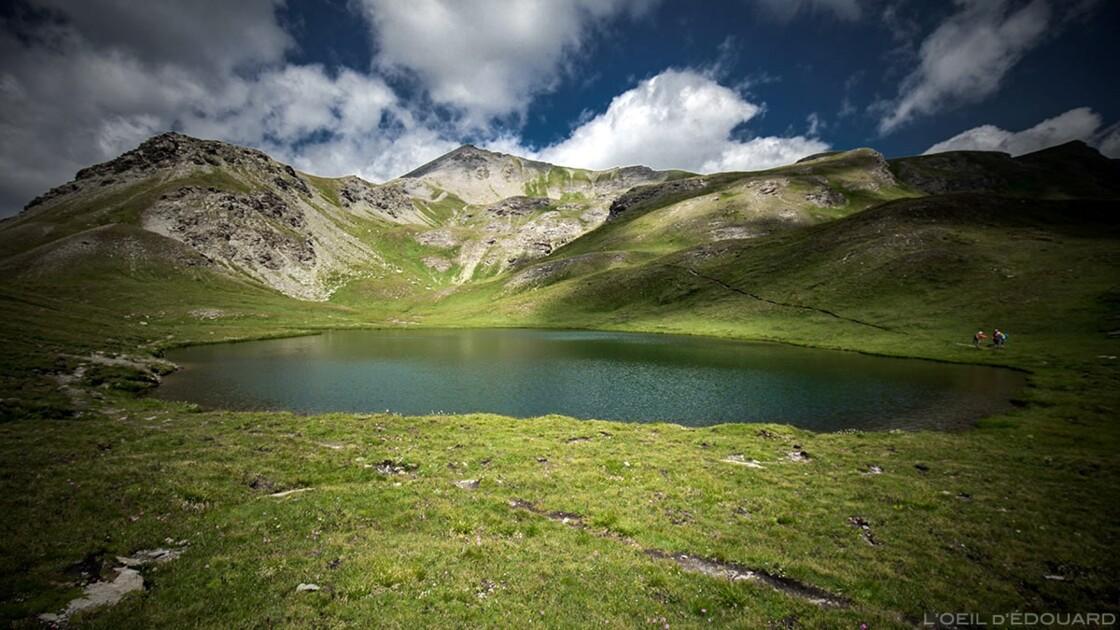 Le Lac Mézan, Queyras