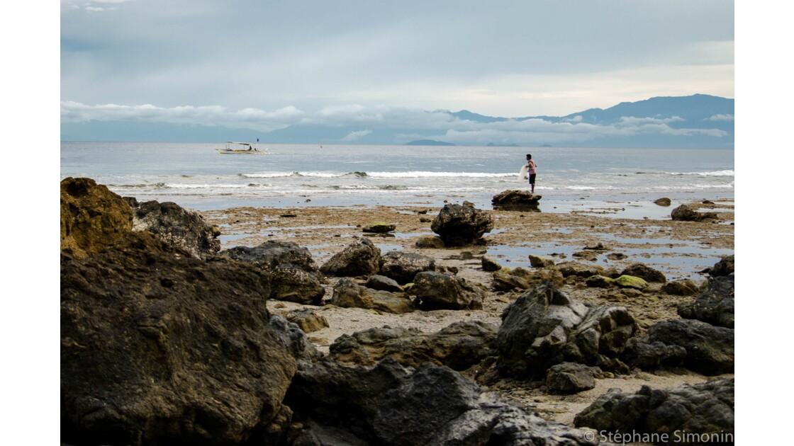 Laiya beach - San Juan - Philippines