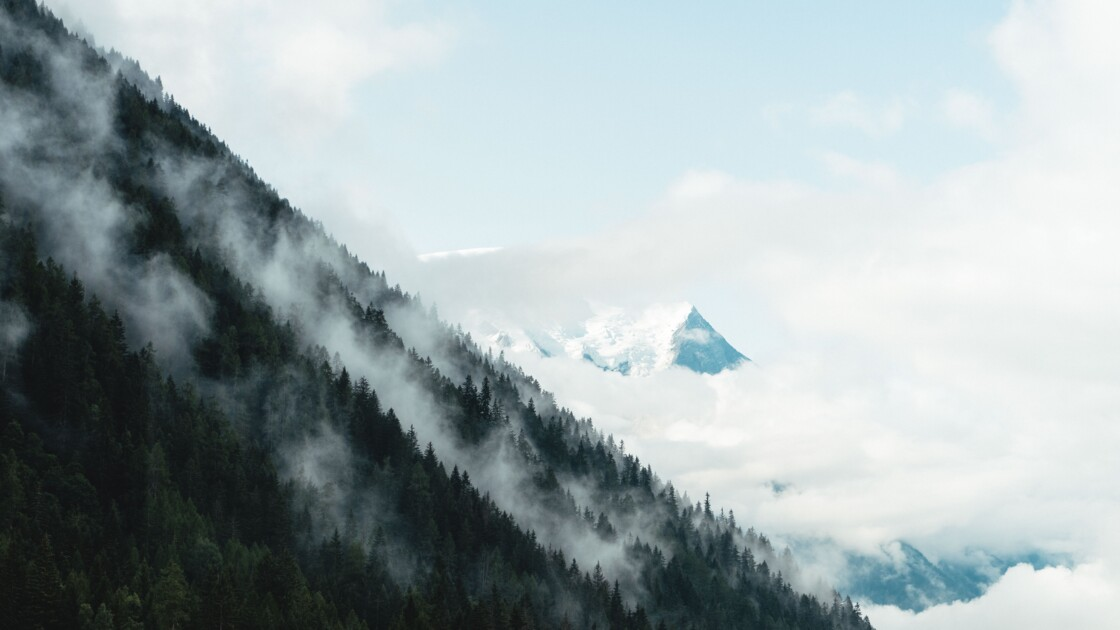 A l'assaut de la montagne