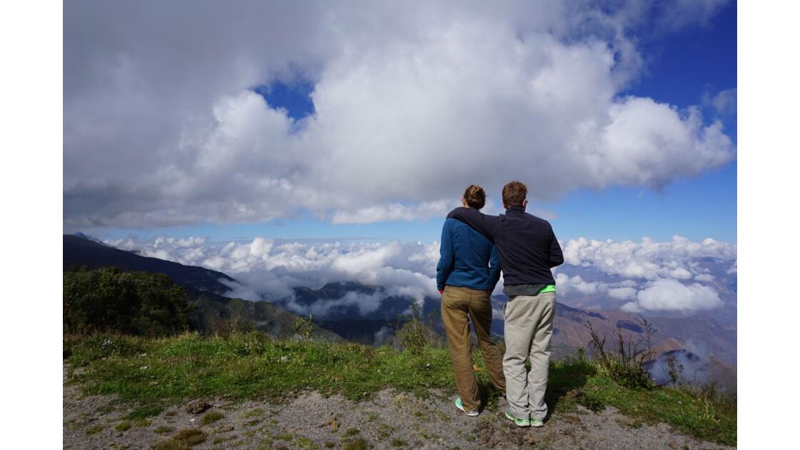 Les Andes du Nord du Pérou