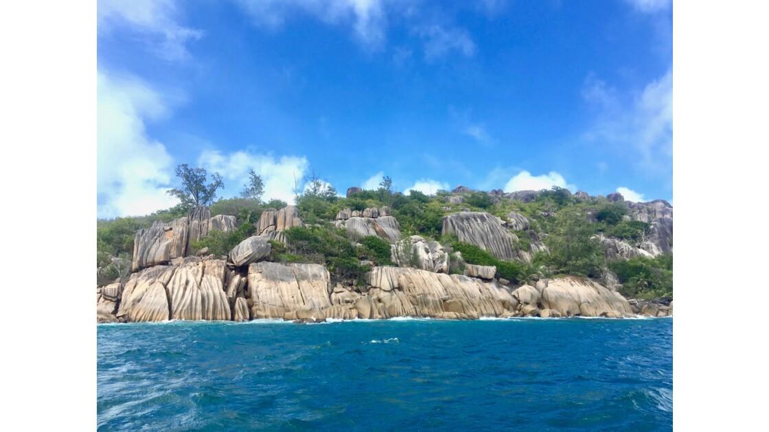 île grande soeur, seychelles