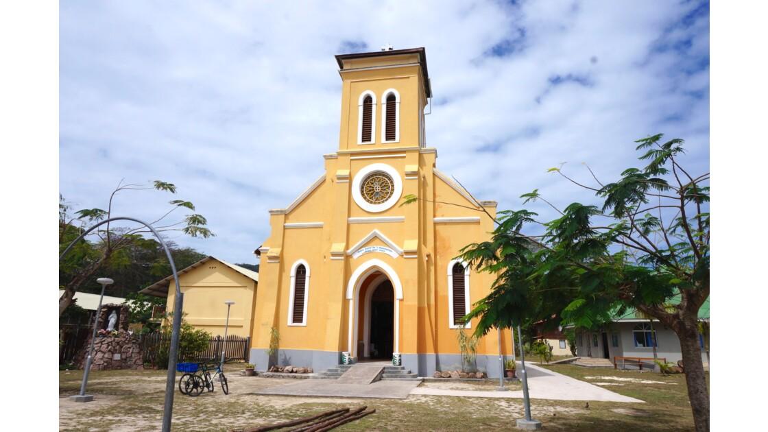 Eglise Notre Dame de l'Assomption, la Digue