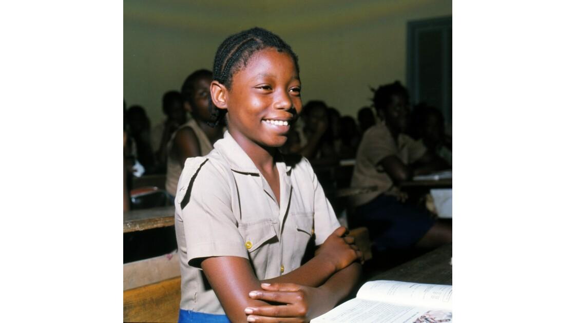 Congo 70 Ecole près de Brazzaville 2