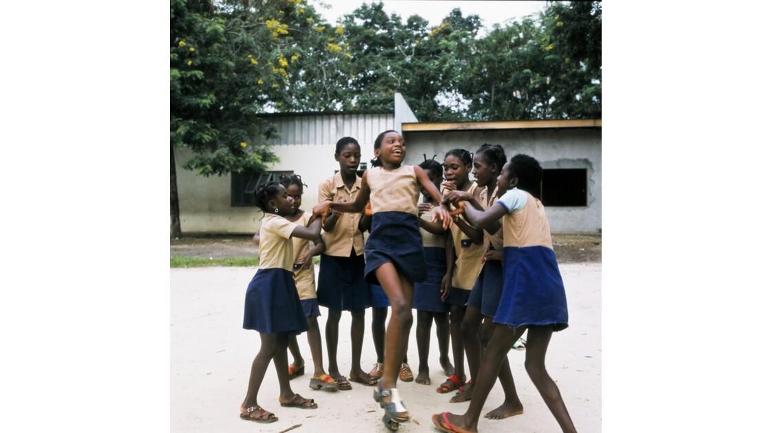 Congo 70 Ecole près de Brazzaville 3