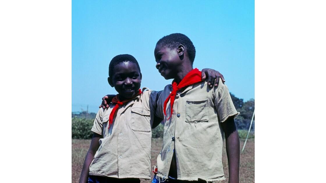Congo 70 Mouvement national des Pionniers 32
