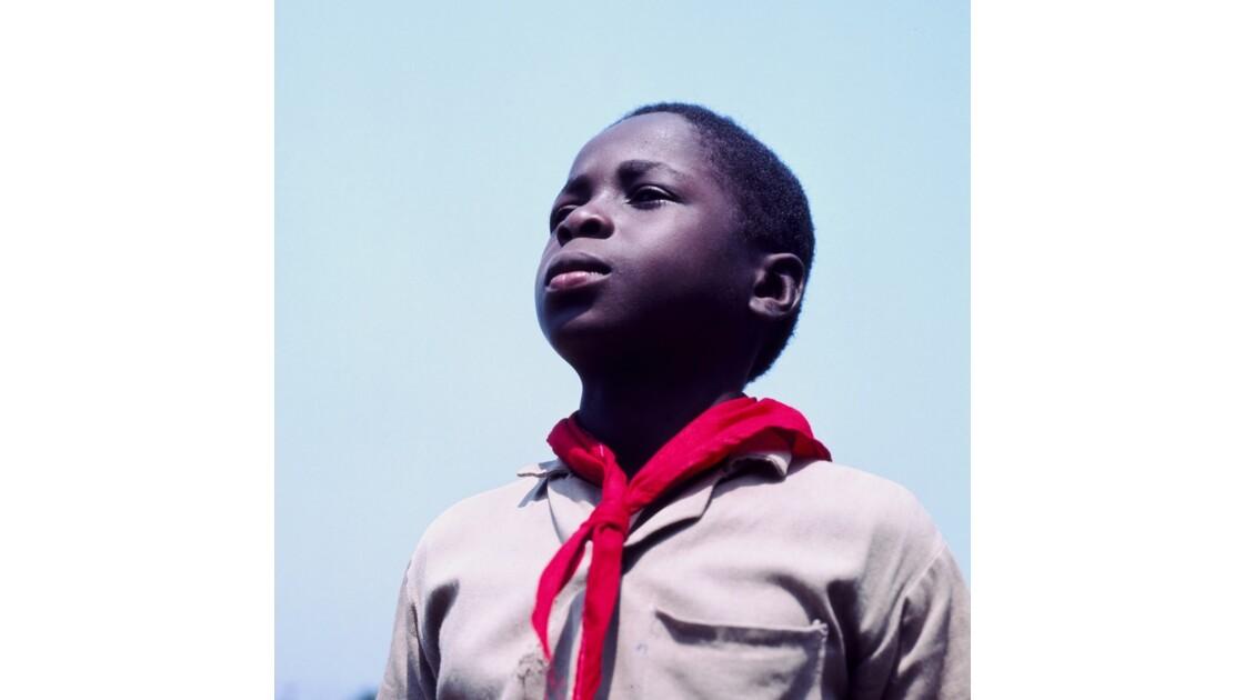 Congo 70 Mouvement national des Pionniers 34