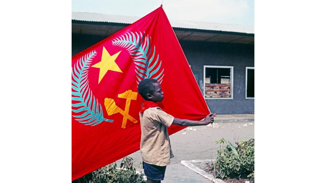 Congo 70 Mouvement national des Pionniers 22