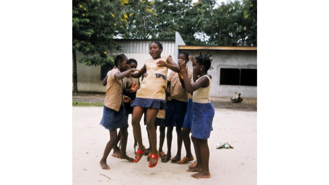 Congo 70 Ecole près de Brazzaville 6