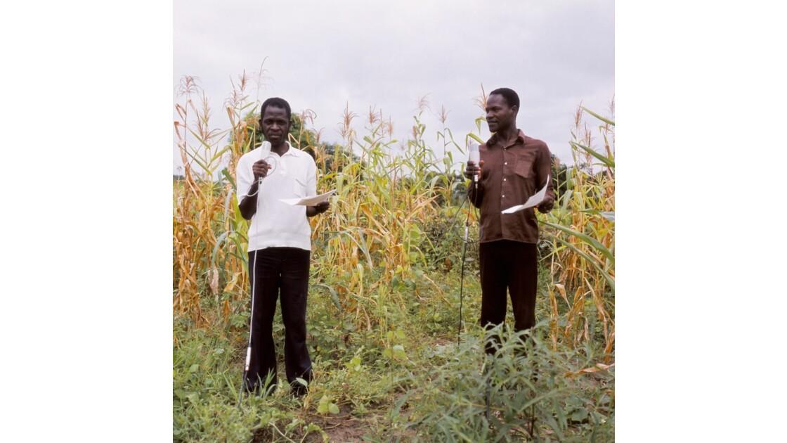 Congo 70 Radio Educative près de Brazzaville 1