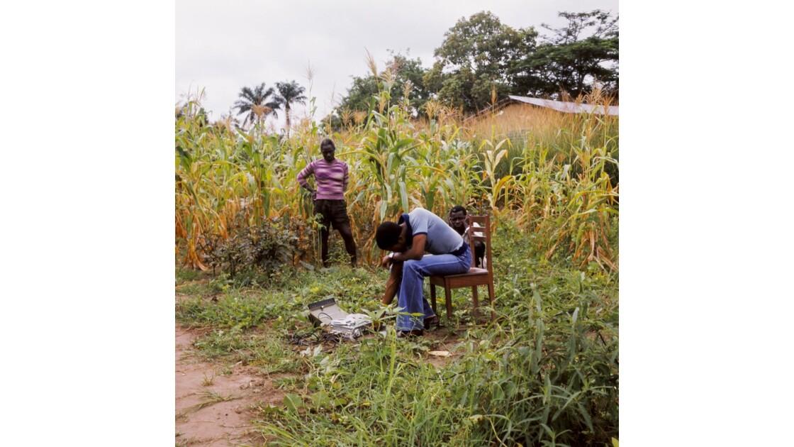 Congo 70 Radio Educative près de Brazzaville 3