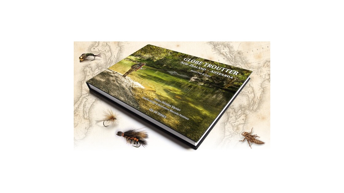 livre GLOBE TROUTTER - New Zealand