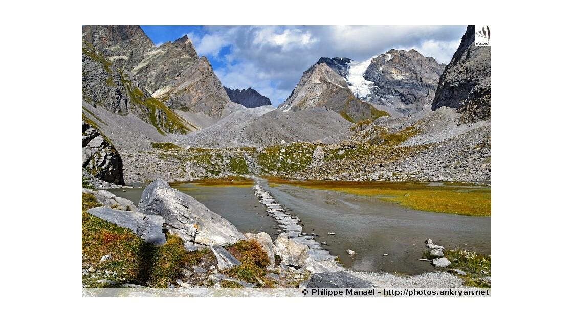 Lac des Vaches, Grande Casse (Vanoise)