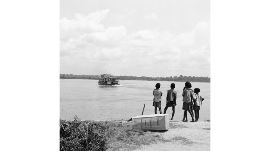 Congo 70 Impfondo le départ de Ville de Nagbé 5