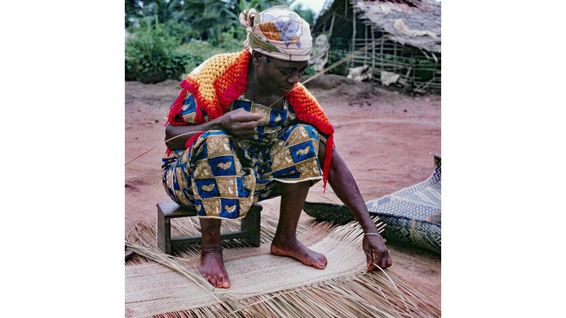 Congo 70 Kellé Tissage 6