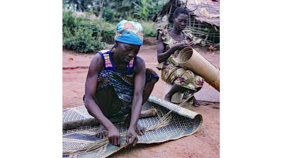Congo 70 Kellé Tissage 7