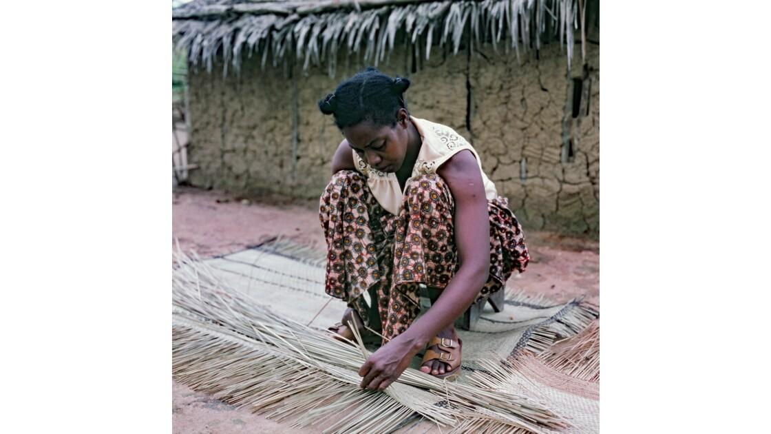 Congo 70 Kellé Tissage 8