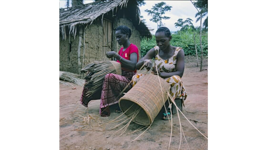 Congo 70 Kellé Vannerie 5