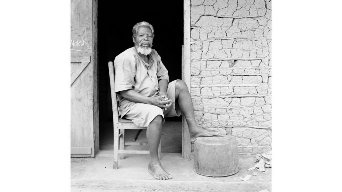 Congo 70 Impfondo le vieux sage 5