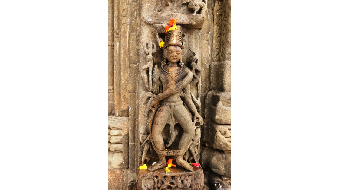 Le temple de Baijnath
