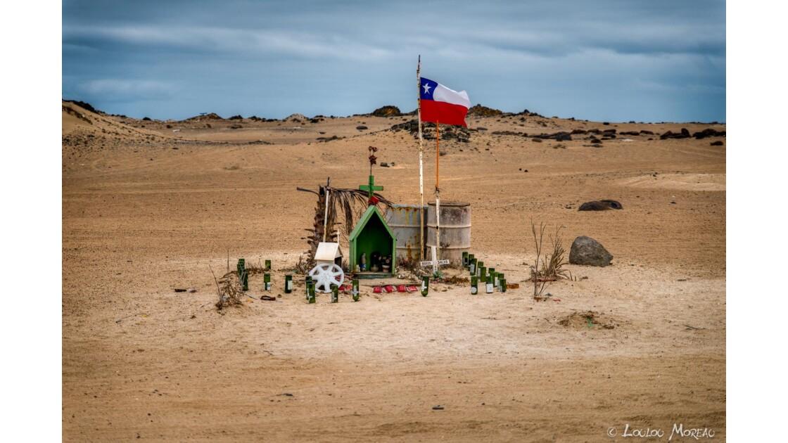 route du désert d'Atacama
