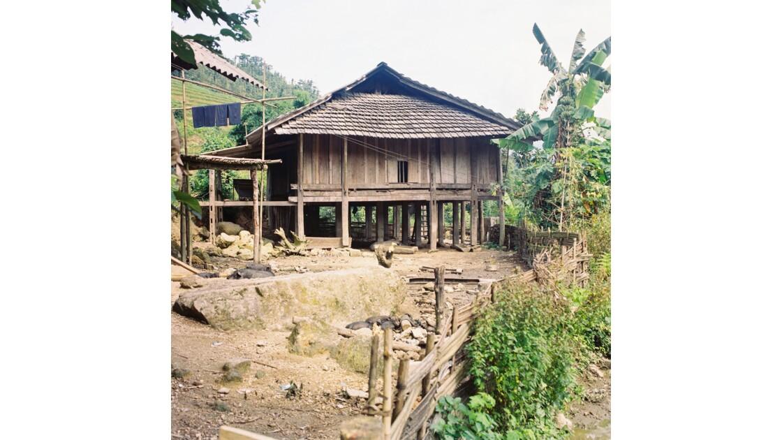 ambiance et vie à Hoang Su Phi