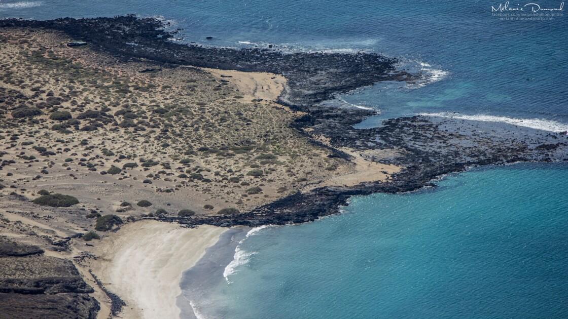 Au large de Lanzarote