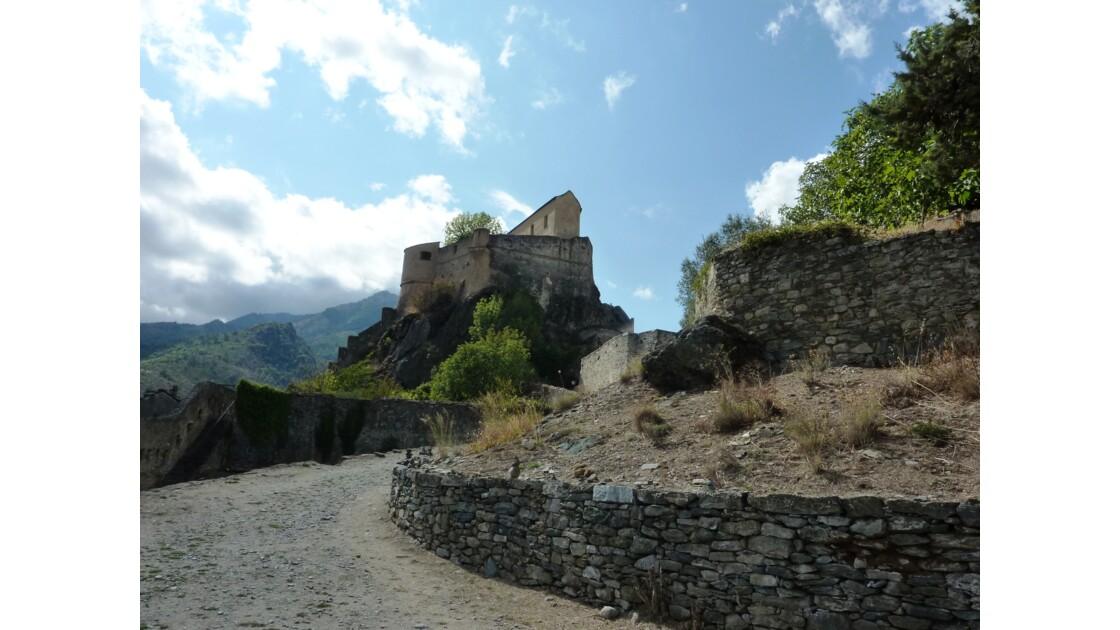 Citadelle de Corte (Corti) - Corse