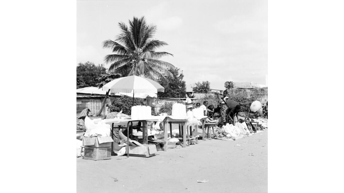 Congo 70 Brazzaville Le marché Total de Bacongo 5