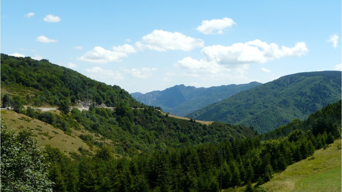 Monts Cantal