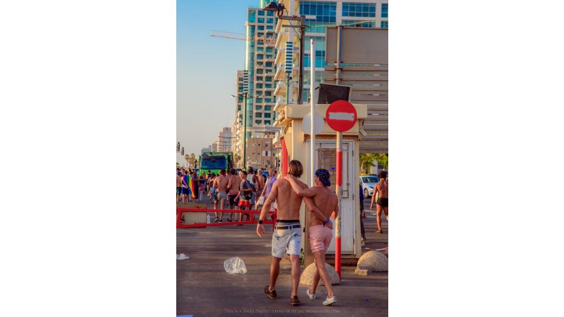 Tel Aviv, ville des contrastes