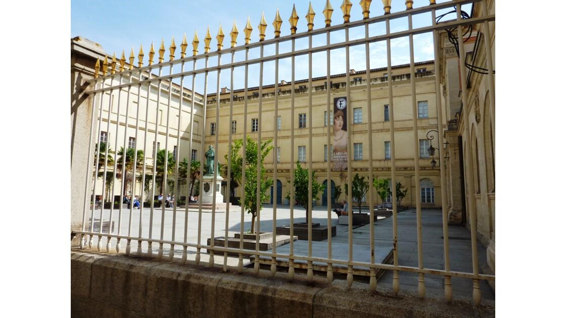Ajaccio - Palais Fesch, musée des Beaux-Arts - Corse