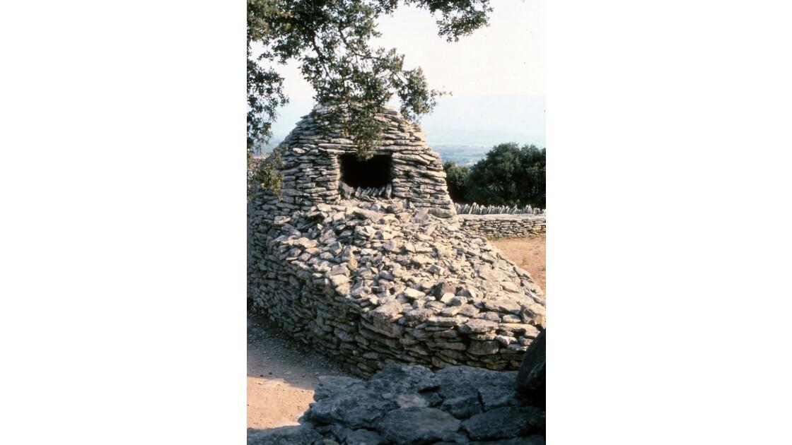 Provence 1979 Gordes Le village des Bories 5