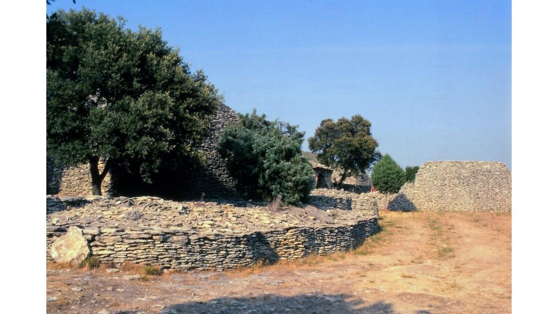 Provence 1979 Gordes Le village des Bories 8