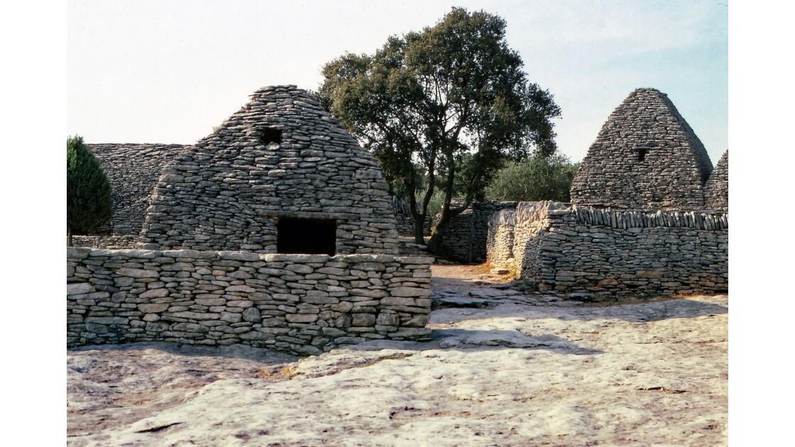 Provence 1979 Gordes Le village des Bories 11