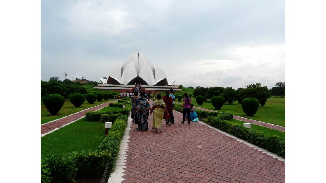 Le temple du lotus
