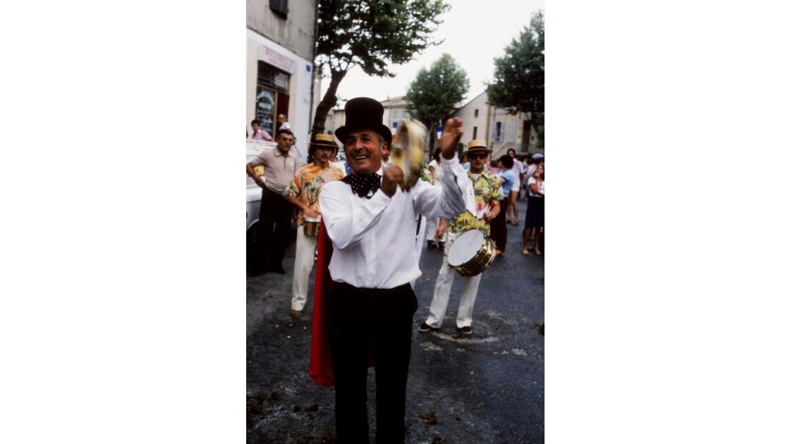 Provence 1979 Eyguières fête votive 13
