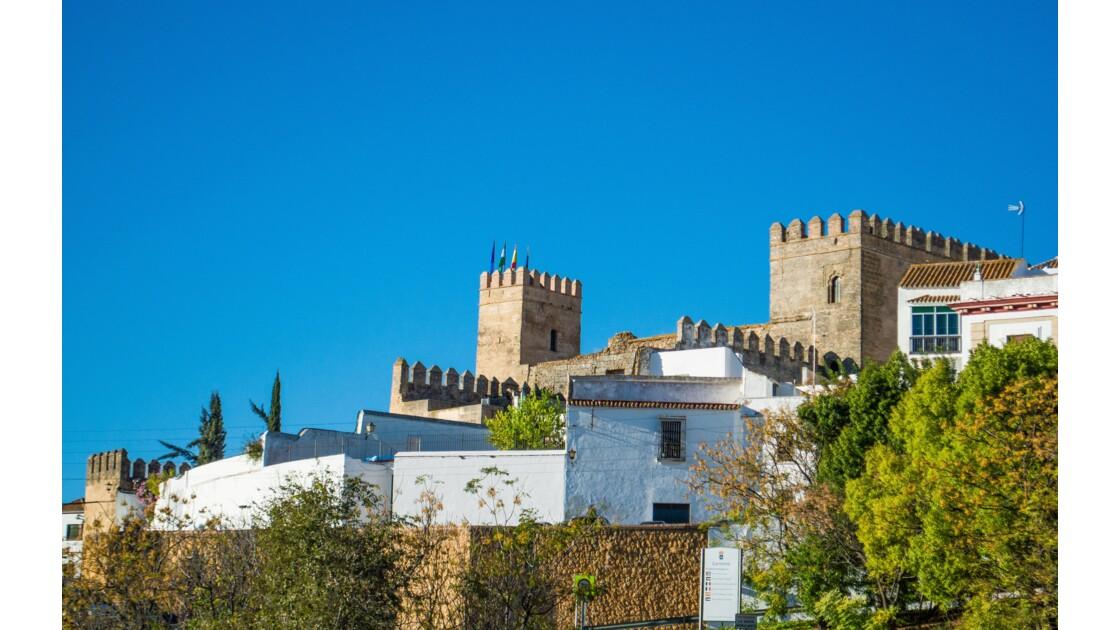 La route des châteaux  en Andalousie